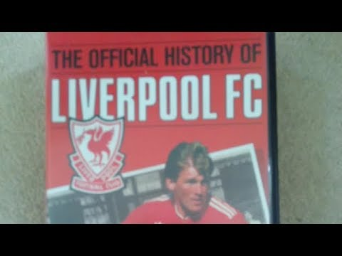 The Official History Of Liverpool FC