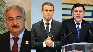 Abonnez-vous à notre chaîne sur YouTube : http://f24.my/youtubeEn DIRECT - Suivez FRANCE 24 ici : http://f24.my/YTliveFRLe président français réunit mardi après-midi à Paris les deux camps rivaux libyens, le Premier ministre al-Sarraj soutenu par la communauté internationale et son opposant, le général Haftar, dans le but de leur faire signer une déclaration commune.Notre site : http://www.france24.com/fr/Rejoignez nous sur Facebook : https://www.facebook.com/FRANCE24.videosSuivez nous sur Twitter : https://twitter.com/F24videos