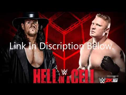Hell In A Cell 2015 Highlights