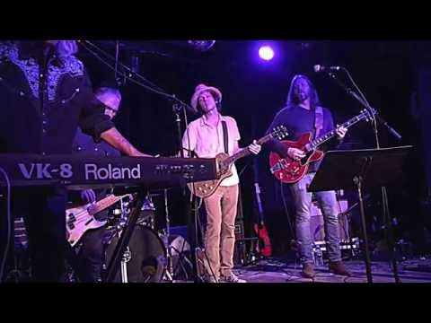 Rich Robinson sitting in with Marc Ford and The Neptune Blues Club - The Basement, Nashville
