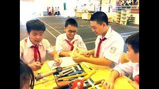Ngoại khóa giáo dục STEM cấp thành phố năm học 2018-2019