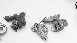 9. 2020 Can Am X3 RR Turbocharger Comparison