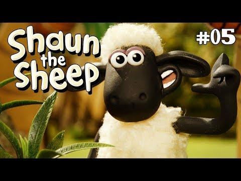 3DTV - Shaun the Sheep (видео)