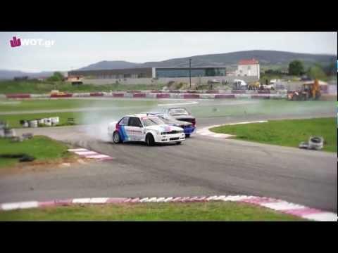 Demo triple run DriftWars North 2012, round 1
