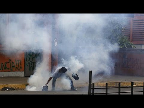 Βενεζουέλας: Οι κάλπες της βίας
