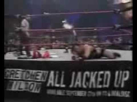 Raven(c) vs Rhino NWA Championship Match Part1