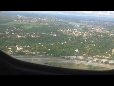 Pouso em Confins ATR 72-600