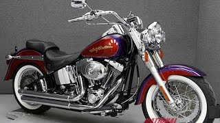 6. 2006  HARLEY DAVIDSON  FLSTF FAT BOY  - National Powersports Distributors