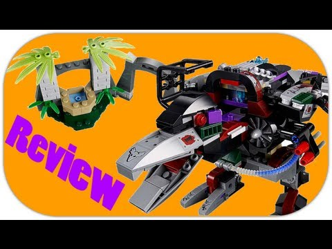 "Конструктор LEGO Chima 70012  ""ЧІ рейдер Разара"""
