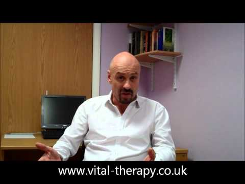Clinical hypnotist James Quinn