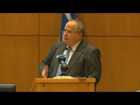 Απόσπασμα από την Ομιλία του Νίκου Κοτζιά στο Ηράκλειο