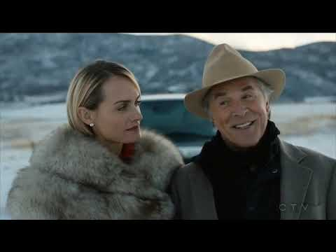 Amber Valletta and Don Johnson - Blood and Oil episode 9 to 10