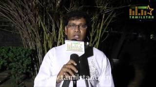 Sethuram at Saalai Oram Movie Team Interview