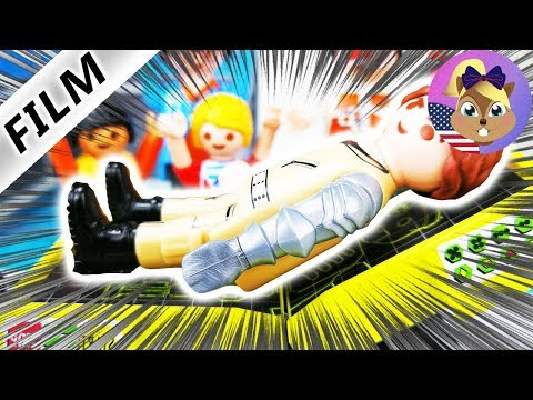 Playmobil MARVIN AND JONAH Movie - NEW ROBOT ARM FOR STANTZ
