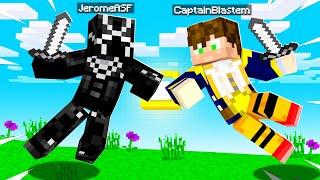 Playing As Black Panther In Crazy Craft | JeromeASF