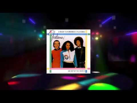 Shalamar - A Night To Remember (Extended Rework Deep Edit) [1982 HQ]
