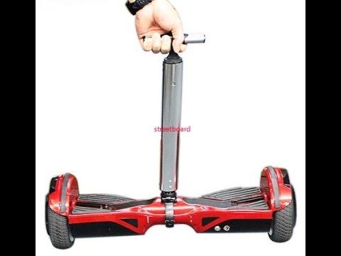 manubrio hoverboard trasformalo in un segway!