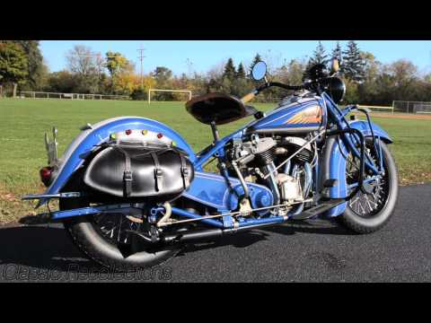 Classic Recollections: 1938 Indian Chief