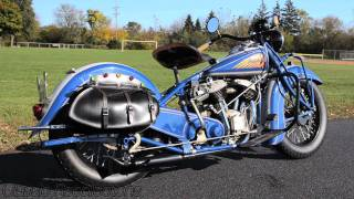 8. Classic Recollections: 1938 Indian Chief