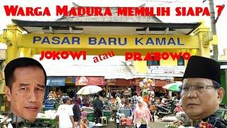 Video Warga MADURA pilih Jokowi atau Prabowo ? MP3, 3GP, MP4, WEBM, AVI, FLV Maret 2019