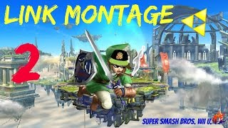 Smash 4 Link Montage