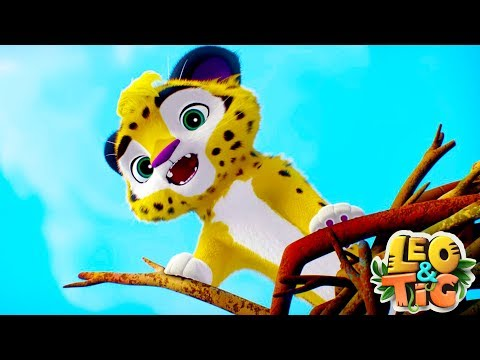 Leo and Tig - Episode 10 - New animated movie - Kedoo ToonsTV