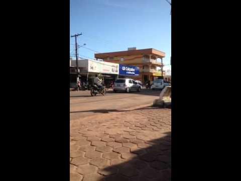 Polícia prende ladrão em Tomé-Açu. 26/04/2016