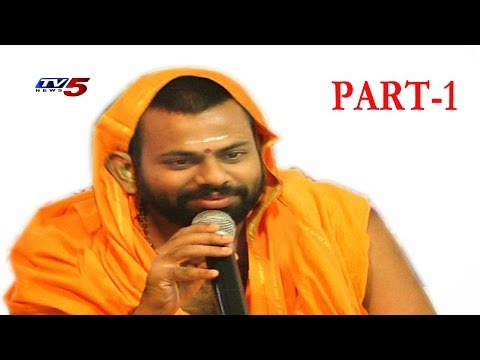 Importance Of Shiva Parvathi Kalyanam By Paripoornananda Swamy| Part-1 : TV5 news