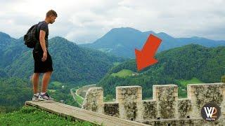 Celje Slovenia  City new picture : ЗАМОК, КОТОРОМУ НЕ НУЖНО ВОЕВАТЬ CELJE SLOVENIA