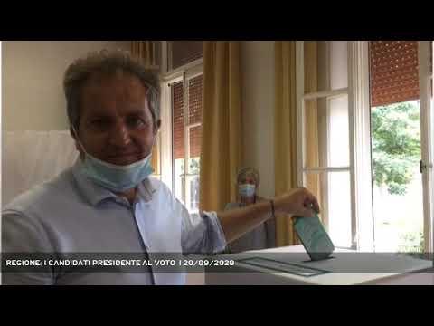 REGIONE: I CANDIDATI PRESIDENTE AL VOTO  | 20/09/2020