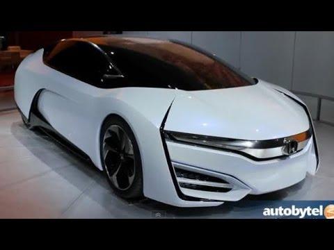 LA Auto Show: Honda FCEV Concept