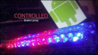 - Prototype -Lampu belakang / lampu rem yang dimodifikasi agar bisa dikontrol secara wireless melalui smartphone ataupun dari jarak yang lebih jauh (internet).www.geraicerdas.com