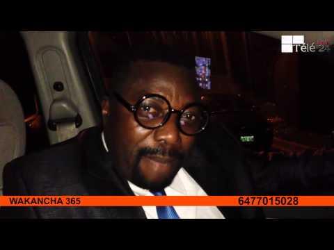 TÉLÉ 24 LIVE: Wankantcha répond à Zacharie Bababaswe, Kinshasa bututaka tolo te, affaire 2018