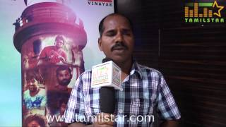 Cinematographer  Chandran at Mahabalipuram Movie Audio Launch