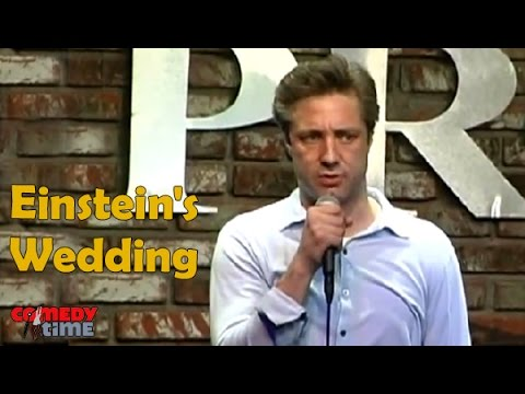 Einstein's Wedding - Comedy Time