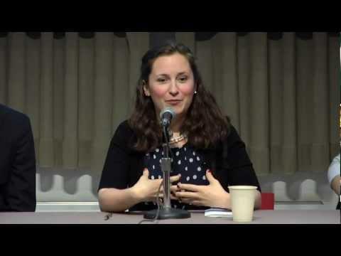 Die New School Nachhaltigkeit Erdwoche 2012: Karriere in Nachhaltigkeit