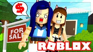 BUYING OUR FIRST HOME! WE'RE HOUSE POOR!!! (Roblox Roleplay)