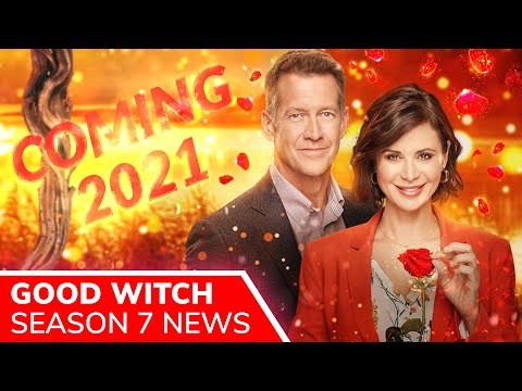 GOOD WITCH Season 7 Confirmed by Hallmark for 2021 as Netflix Season 6 release set for early 2021