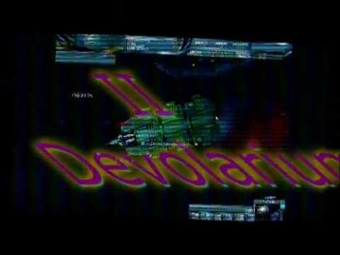 DarkOrbit Remix Old Client Alien Ship Test