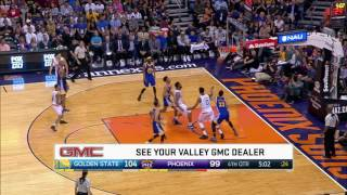 Golden State Warriors at Phoenix Suns - April 5, 2017