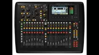 Behringer X32 Compact 40-Channel Digital MixerCompact 40-Input, 25-Bus Digital Mixing Console with 16 Programmable MIDAS Preamps, 17 Motorized Faders, Channel LCD's, USB Audio Interface and iPad/iPhone Remote ControlFeatures the Behringer X32 Compact 40-Channel Digital MixerCompact 40-input channel, 25-bus digital mixing console for Studio and Live application16 MIDAS-designed, fully programmable mic preamps for audiophile sound quality17 Fully automated motorized 100 mm faders allow for instant overview, powerful scene management and DAW control8 XLR outputs plus 6 additional line in/outputs, 2 phones connectors and a talkback section with integrated or external micIndividual and dynamic LCD Scribble Strips on all channels and buses creating easy assignment and intuitive channel distinction