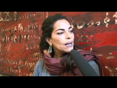 "TNG First Episode Preview -Sarita Choudhury at Vancouver Asian Film Festival - Film ""For Real"""