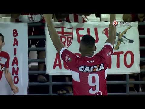 Pré Copa NE 2019 - CRB 3 x 1 Campinense