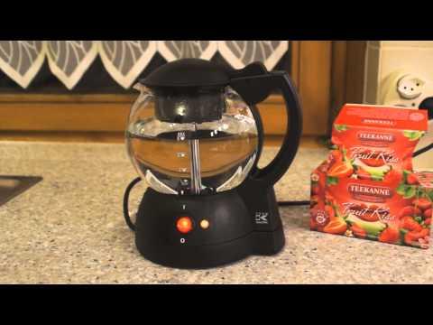 Automatischer Kaffee und Teebereiter
