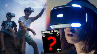 I purchased a VR headset because of ONE game...