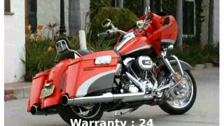 1. 2009 Harley-Davidson Road Glide CVO Base Details & Specification