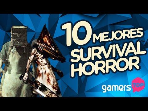 Gamers Top - Los 10 mejores juegos survival horror