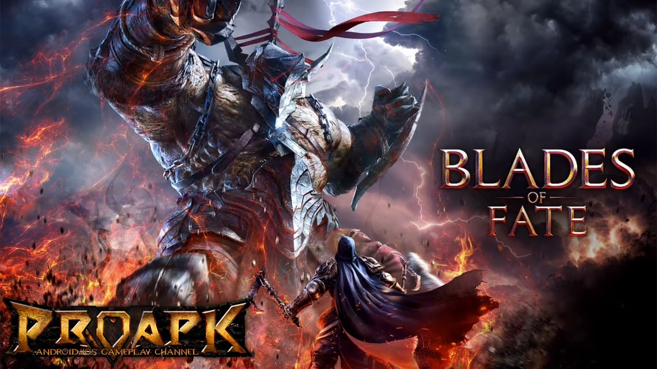 Blades of Fate : Lords of the Fallen Mobile - Blades of Fate - Battle Monsters In 1-on-1 Combat