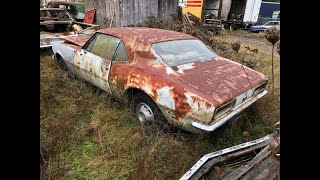 Video Junkyard 1967 Camaro RS Gets A Wash For The First Time In Years MP3, 3GP, MP4, WEBM, AVI, FLV Juni 2019