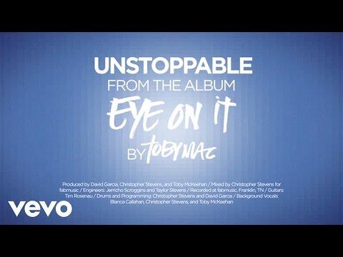 Tekst piosenki Tobymac - Unstoppable po polsku
